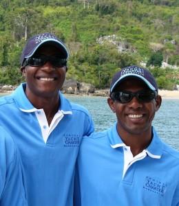 Madagascar yacht charter crew